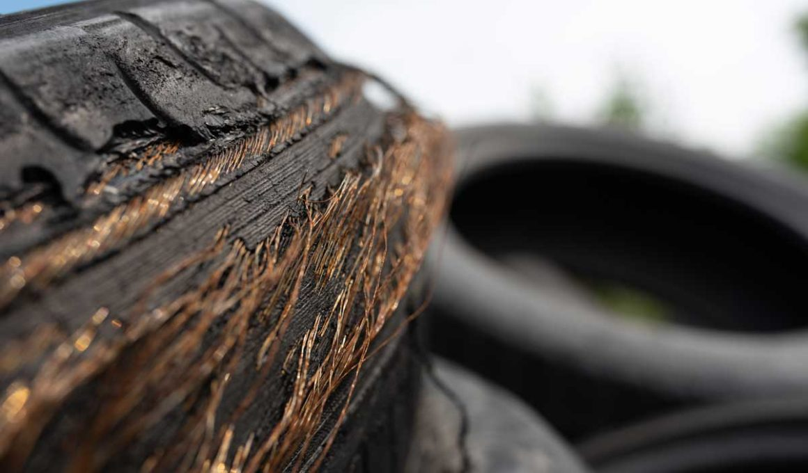 comment sont recyclés les pneus ?