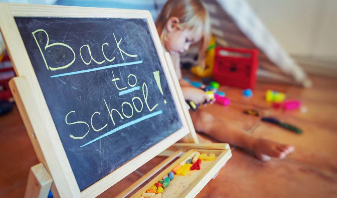 Comment préparer son enfant à la rentrée en maternelle ?