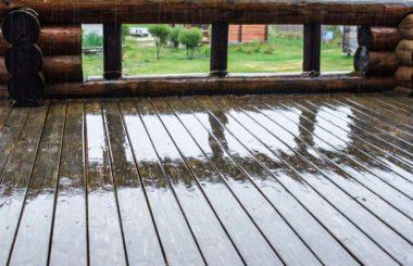 nettoyeur pour terrasses en bois