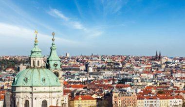 aller visiter Prague